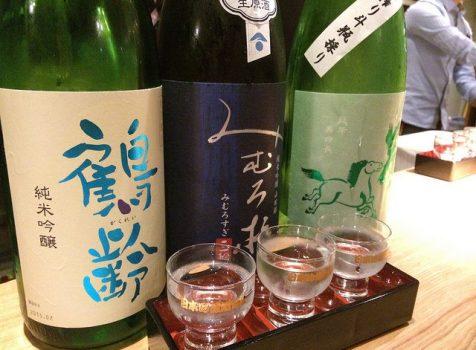 気軽にオシャレに和食とSakeのマリアージュ。裏渋谷にある一歩進んだオトナの日本酒バル。@Sake Fun ぞっこん。(渋谷)