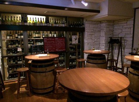 フランス全土のワインが常時500種類以上揃う!料理も美味しいオトナのワインバー。@エシェゾー(五反田)
