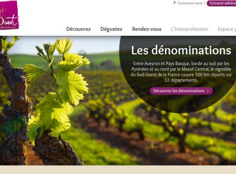 【お知らせ】フランスのシュッド・ウエストワインの公認ナビゲーターに任命いただきました!