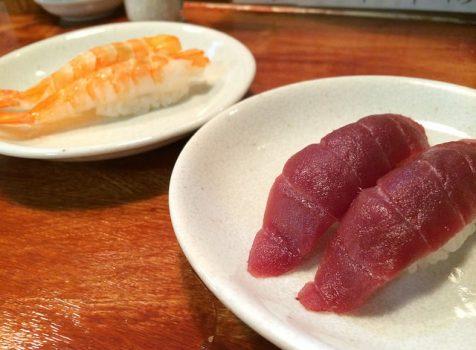 【閉店】お値段は回転寿司なみ!気軽にふらっと握りがつまめるお寿司屋さん。@九三郎(幡ヶ谷)