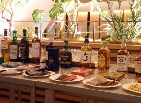Amazon限定発売「オトナのためのポッキー大人の琥珀×ウイスキー」のマリアージュを体験してきた!@Amazon本社