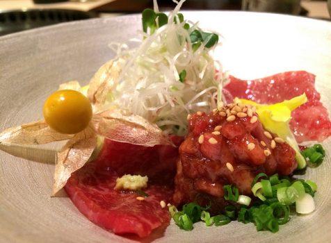 接待にもぴったり!イマドキの肉料理と和酒を楽しむワンランク上の肉割烹。@西麻布 けんしろう