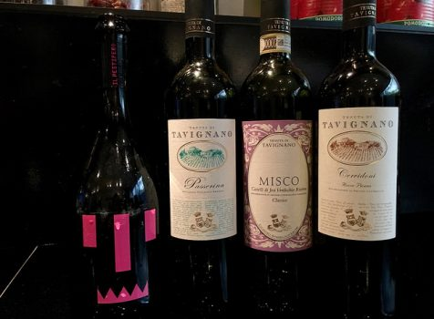 【イタリア郷土料理の会】「マルケ州」Tenuta di Tavignanoワイン生産者をお迎えしての初ランチ会!@オステリア・トット(西麻布)