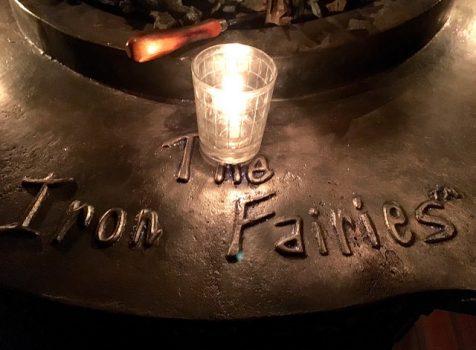 バンコクから妖精たちがやってきた!非日常を味わえるボーダレスバー。@The Iron Fairies Ginza(アイアンフェアリーズ)/銀座