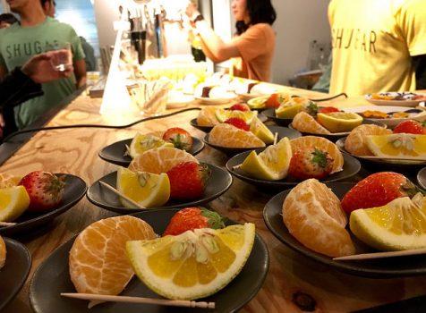 【New Open】渋谷道玄坂に果実酒専門店「SHUGAR MARKET」がオープン。デザート感覚で頂けるお酒たちが女子向けかも!