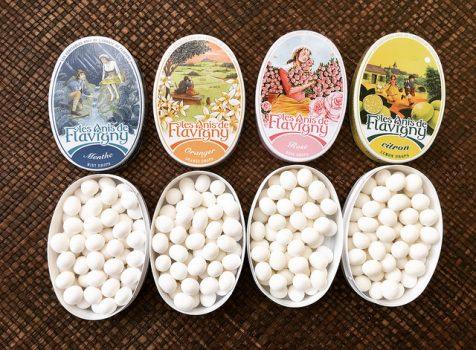 【FOODEX来日!】フランスで長く愛される「アニス・ド・フラヴィニー」。陶器のようなキャンディとラブリーなパッケージがオシャレ。