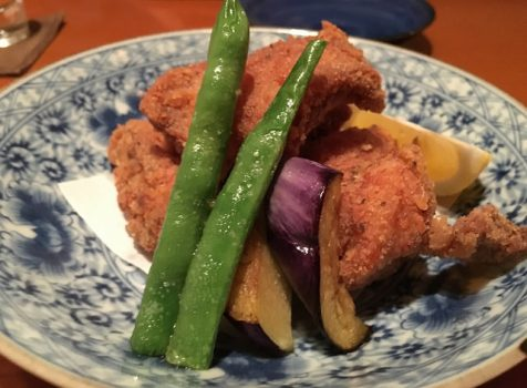 丁寧な小皿料理と素敵な日本酒たち。ここは隠れ家的なオトナの定食屋。@定食サトウ(神泉)