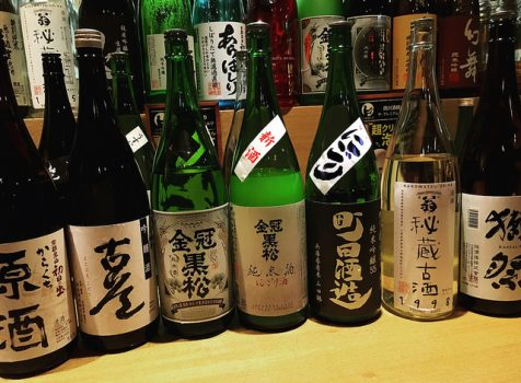 【閉店】無濾過日本酒と中華のマリアージュ。今後増えてきそうな予感。@四川酒楼(赤坂見附)