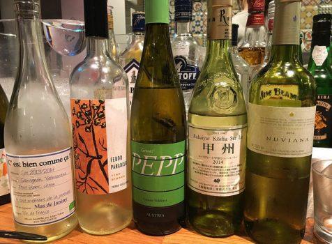 グラスワインが豊富で量も60mlから選べる!この辺りでありそうで無かった気軽に通えるワインビストロ。@nanoru namonai(ナノルナモナイ)/代々木八幡