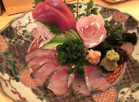 ワインバーの跡地にカジュアルなお寿司屋さん!1貫100円からのお手頃価格もうれしい。@おすし磯部(代々木八幡)