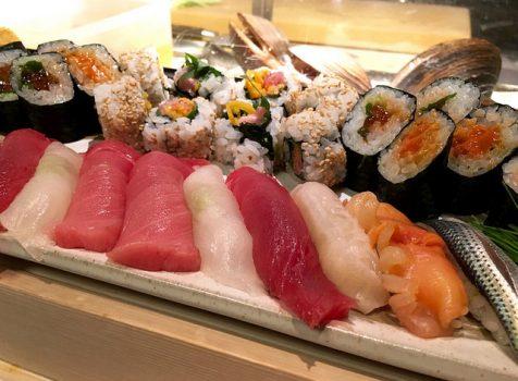 お手頃でネタもgoodなお寿司屋さん。気軽な接待や食事会にもおすすめ!@鮨 でですけ(新橋)