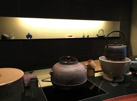 ひがし茶屋街にある丸八製茶場さん直営のカフェで一休み。@茶房一笑(金沢)
