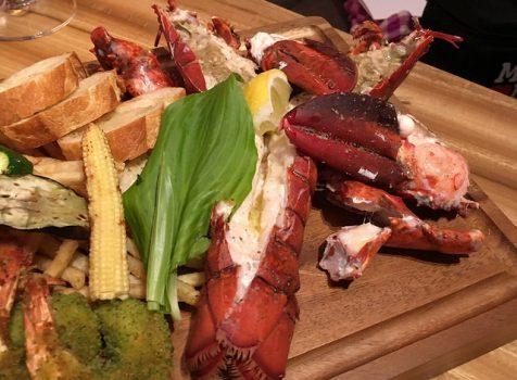 新宿歌舞伎町にエビ専門のビストロがオープン!ちょっと妖艶でエビづくしな世界。@R-Shrimp(アールシュリンプ)