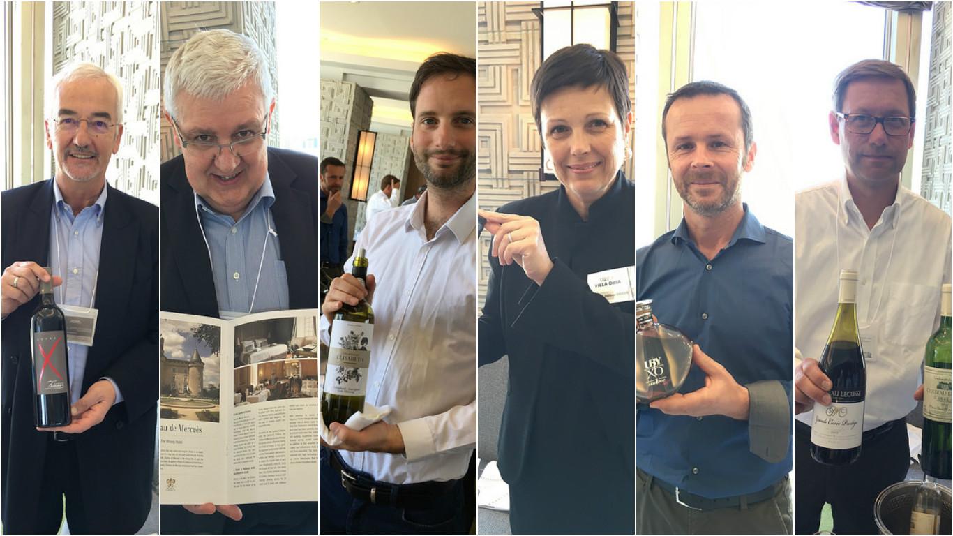 「2016卓越のフランスワイン造り手たち」にてシュッド・ウエストワインの生産者たちにお会いしてきました!@ザ ランドマークスクエア トーキョー(品川)