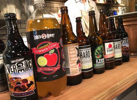 「オレゴンサイダーウイーク(Oregon Cider Week)」が日本とオレゴン州で同時開催!キックオフイベントに行ってきた。@ナヴァー(渋谷)