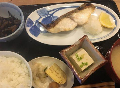 こじんまりした小さな和食屋さん。夜は日本ワインが楽しめそう。@旬菜みつや(新宿御苑)