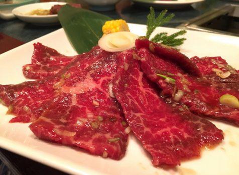 上品なマダムと良質なお肉!笹塚で長く愛される焼き肉屋さん。@焼肉游園(笹塚)