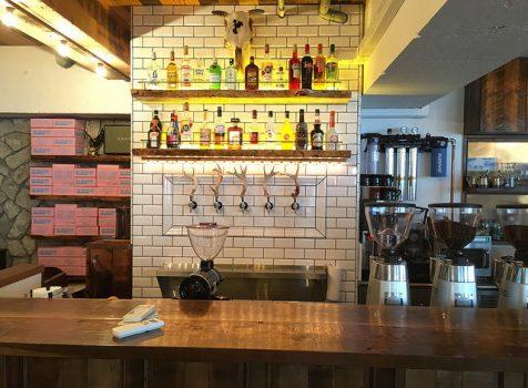 アメリカンなインテリアがとてもクール。メニューが充実の使い勝手のいいカフェ。@GOOD TOWN BAKEHOUSE(代々木上原)