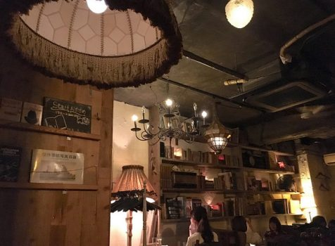 ムーディな雰囲気がオシャレ!二次会使いや〆パスタにぴったりな夜カフェ。@ライオンのいるサーカス(恵比寿)