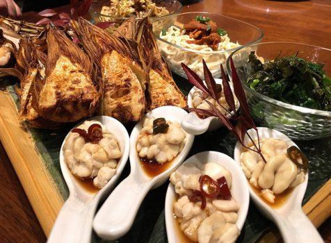 中国各地の田舎料理を現代風にオシャレに!家庭では再現できない味。@蓮香(レンシャン)