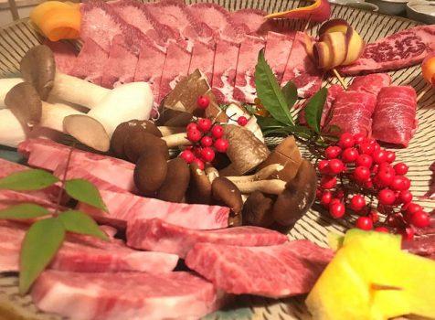 こだわり食材の和テイストな焼肉コースは接待にぴったり。@日本焼肉 はせ川(銀座)