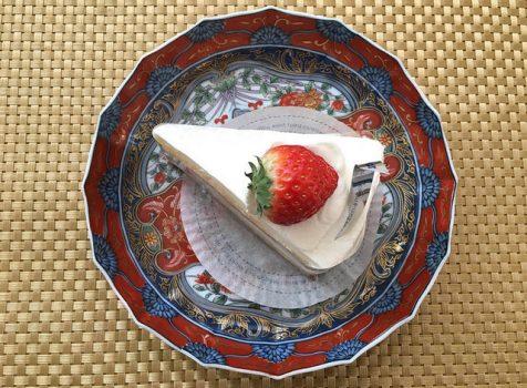 しっかりタルトのケーキたち。@アトリエ・ド・マー(初台)