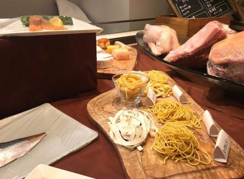こだわりのオーガニック食材が選べる!カスタム自由なコースが楽しい。@アスコーナ(市ヶ谷)