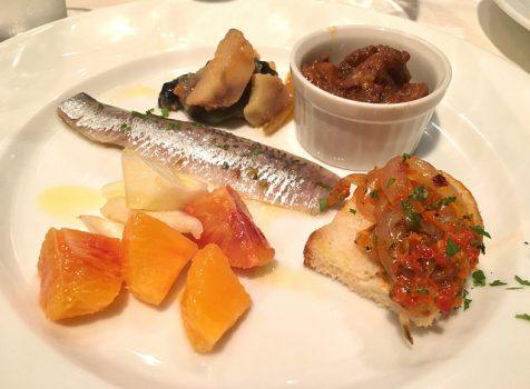第17回イタリア郷土料理の会「カラブリア州」スカラ社のワイン生産者とのメーカーズディナー@オステリア・トット(西麻布)