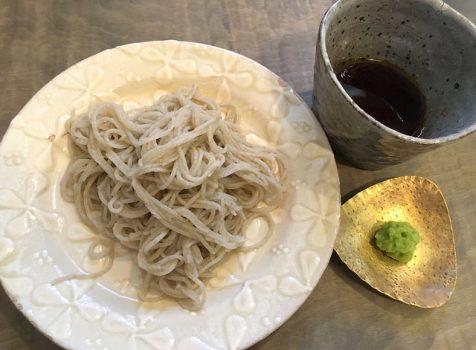お任せコースでゆっくりと日本酒と蕎麦前&蕎麦を楽しむ。@ら すとらあだ(中野坂上)
