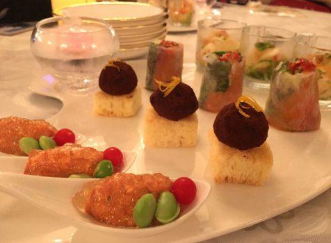期間限定!ホテルインターコンチネンタル東京ベイの『緑と海のビアガーデン』にいってきた。(2017夏)