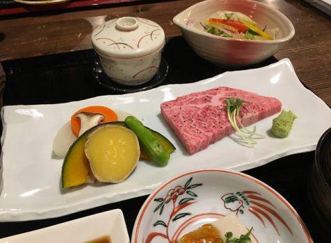 【飛騨高山】味の与平@舩坂酒造直営のレストランで飛騨牛と日本酒を楽しむ!