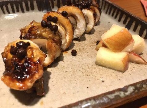 ほどよい距離感の接客と日本酒にあう小粋な料理。夫婦で営む落ちついた和食屋さん。@松濤はろう