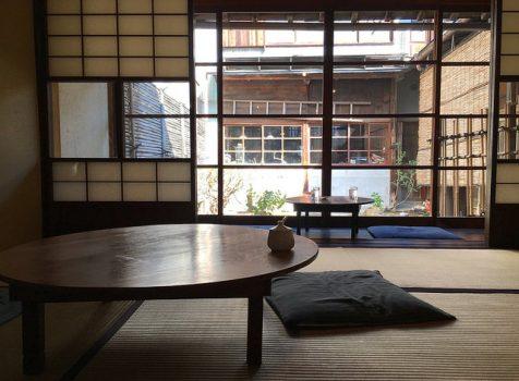【飛騨古川】壱之町珈琲店@古民家カフェでカレーランチ。ちゃぶ台もかわいい。