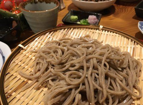 【飛騨高山】お休み処 弥助@絶品手打ち蕎麦を古民家で!山の幸を使った田舎料理に舌鼓。