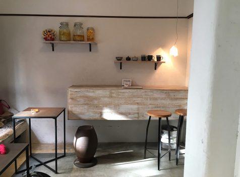 【麻布十番】しろいくろ@デザインされた店内とお菓子。インスタ映えなお店。