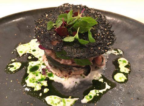 【東長崎】セビアン@洋食とフレンチの共存。息子さんがつくるフレンチコースは優しい味わい。