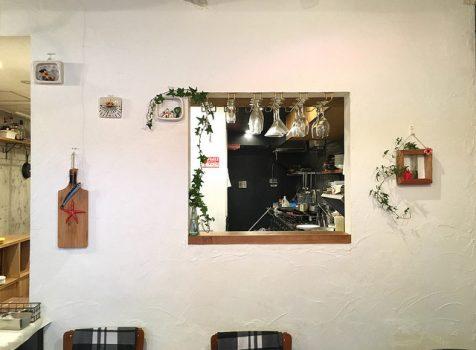 【参宮橋】サンドサンド@島根食材を使ったイタリアンはアットホームで可愛いお店。