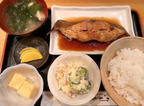 【白金】嵯峨 (さが)@魚が美味しい、昭和の和定食。お値段もお手頃。