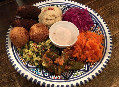 【奥渋】ロス・バルバドス@ヴィーガンなアフリカン料理をカジュアルに!