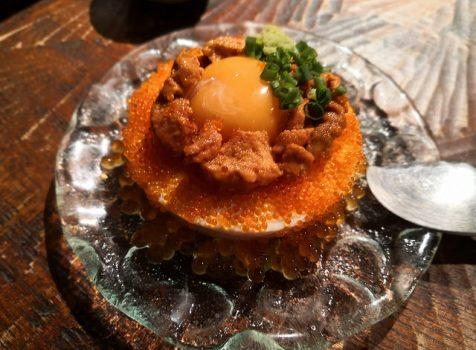 【月島】つねまつ久蔵商店@島根の食材とレアな日本酒。縁が溢れるいい店。