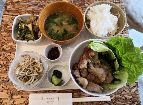 【広尾】CAFE deux poissons@基本ランチのみの営業?おかずが毎日変わる、おうちごはん的なランチ。