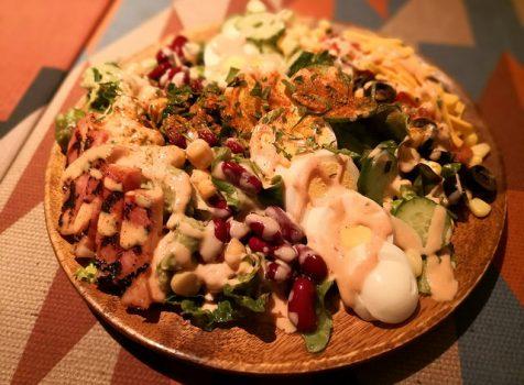 【恵比寿】ラ・エスキーナ@思ったより本格的なメキシカン!カラフルに使い勝手バッチリ。
