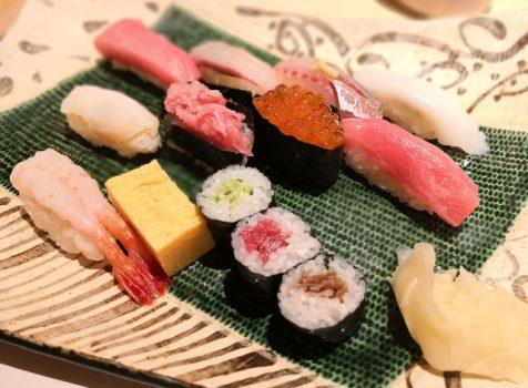 【広尾】意気な寿司処 阿部@日替わりランチ1000円はコスパがいいね。