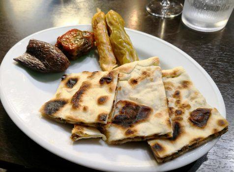 【十条】メソポタミア@クルド料理とレバノン・アルメニア・アッシリアワインの会