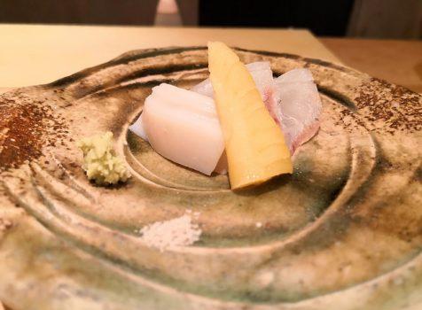【本鵠沼】鮨 近藤@ツマミも握りも私好み。湘南でいただく北海道旬のネタを使った鮨たち。