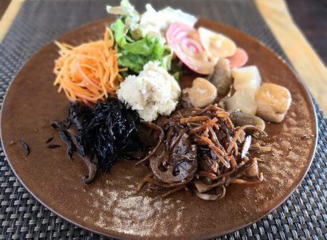 【恵比寿】ワノバ@野菜が美味しい創作バル。お花見限定ランチメニューでおばんざい食べ放題。