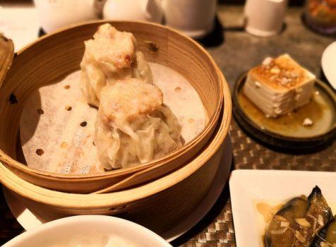 【広尾・恵比寿】上海四川料理 廣安@大ぶりの焼売がいい感じ。品数の多いランチセットはオススメ。