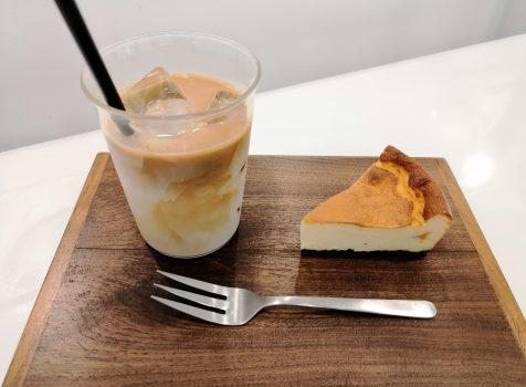 【世田谷代田】珈琲とお菓子「き」@白い不思議空間でほっこりカフェ。