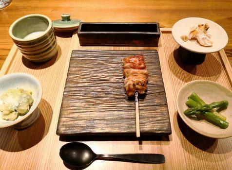 【五反田】とり口@それがしグループの新店。みずみずしい絶品焼き鳥とのマリアージュが最高です。