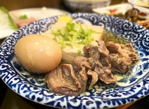 【島根松江】やまいち@おでんとしじみ汁は必食!気取らずに松江の郷土料理がいただける。